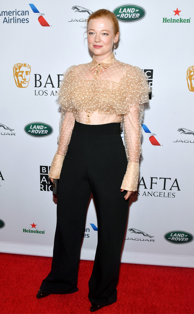 Sarah Snook, BAFTA Los Angeles TV Tea Party 2019